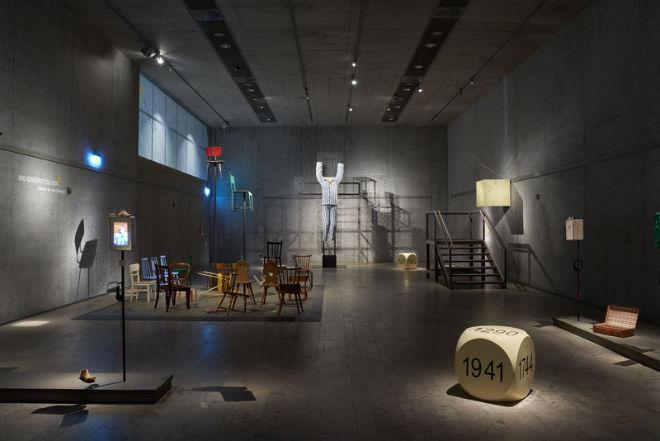 Jüdische Kulturtage München zeigen Mit ihrer Kunstinstallation erkundet Ilana Lewitan auf 400 Quadratmetern in verschiedenen Stationen das Verhältnis von individueller Identität zu Zuschreibungen durch die Umwelt.