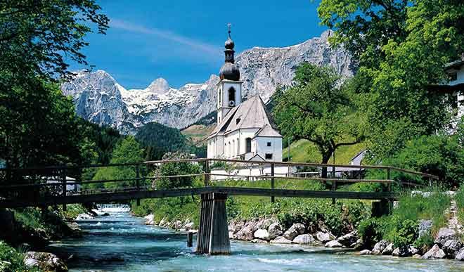Ramsau: Zum ersten Bergsteigerdorf Deutschlands gekürt
