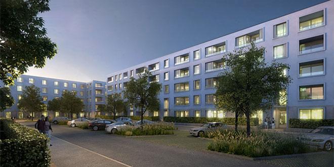 Bauvorhaben München: Coole Wohnungen für Cosmopoliten