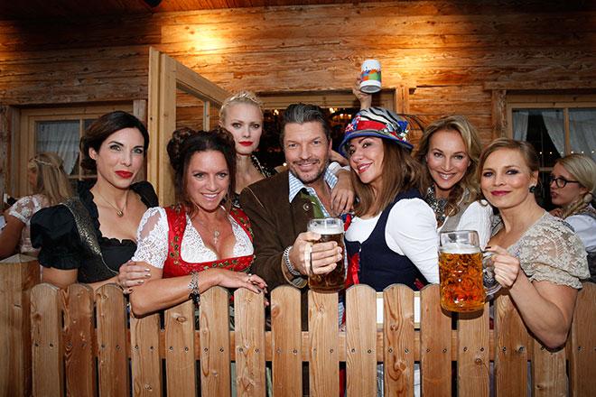 AIGNER München feiert Geburtstag auf der Wiesn