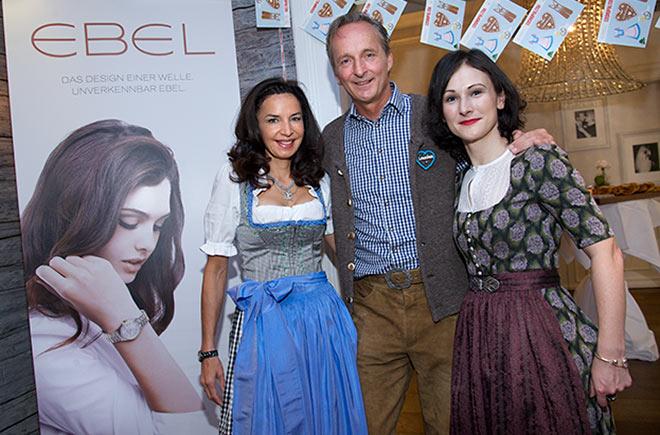 Luxusmarken feiern Oktoberfest in zwei Käferschänken