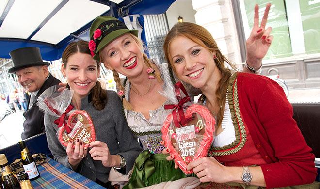 Kutschfahrt-Oktoberfest