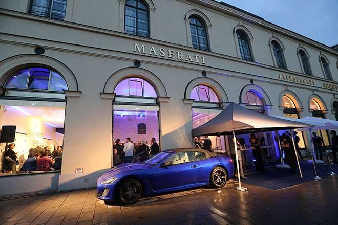Maserati-Odeonsplatz