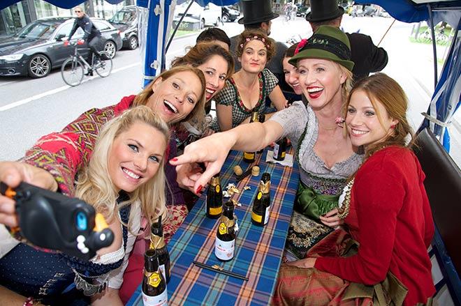 Oktoberfest-Kutschfahrt