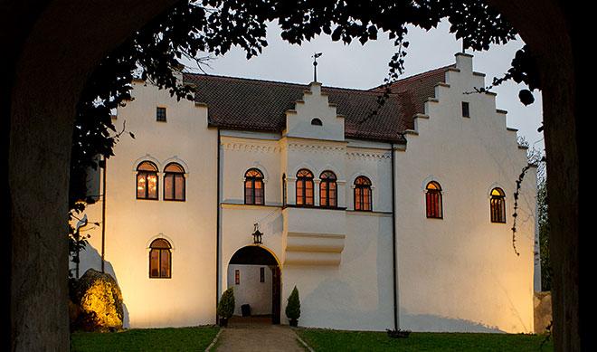 Schloss Neidstein wird zur Tagungs- und Eventlocation