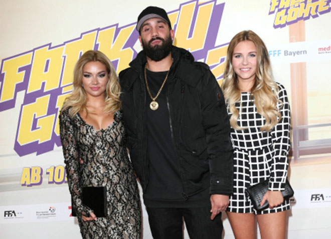 Shirin-David-Chris-von-Trash-TV-Dagi-Bee