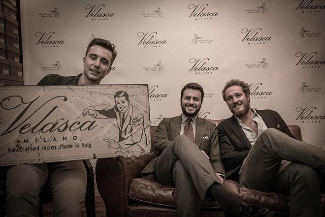 Designerschuhe aus Italien: Exklusive Schuh-Party bei Velasca