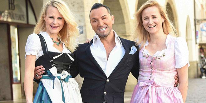 Weißwurst-Brunch im Restaurant 'Boettner' für ein Couture Dirndl