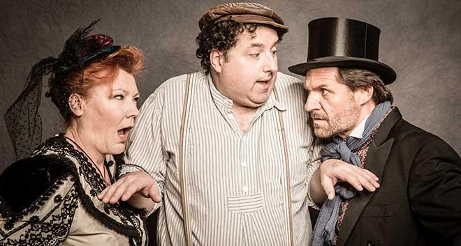 Auf geht's beim Schichtl: Original Zauber Spezialitäten Theater vor und nach der Wiesn