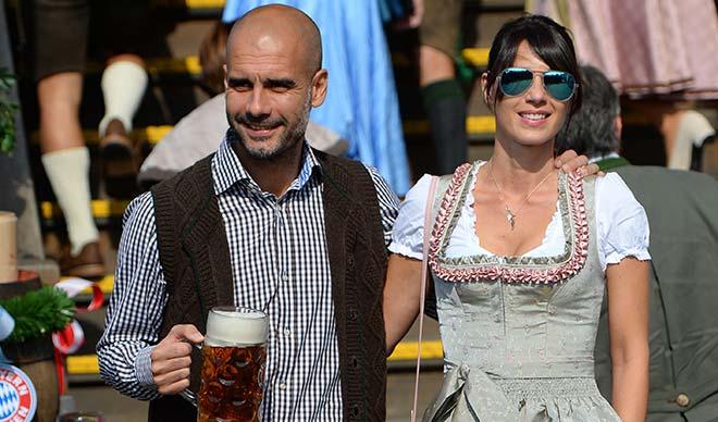 FC Bayern Oktoberfest im Käferzelt