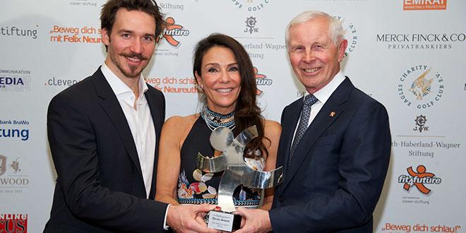 Felix Neureuther lud zur Charity Gala nach München