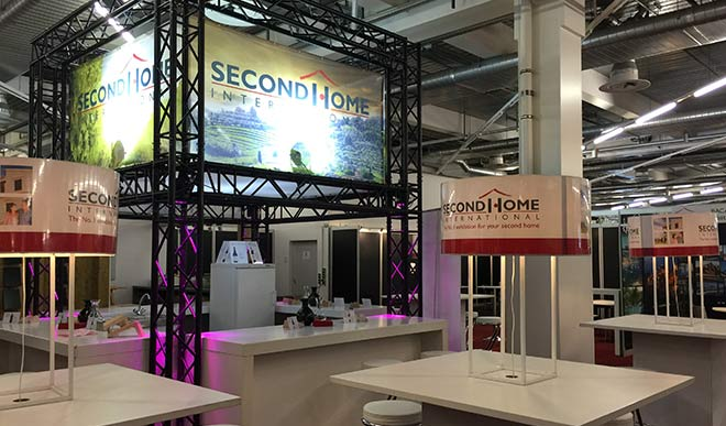 Second Home International: Ferienimmobilien Wochenende in München