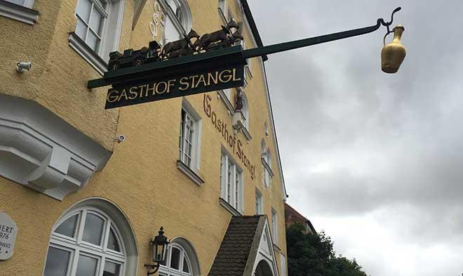 Restaurants Umland München: Gutsgasthof Stangl