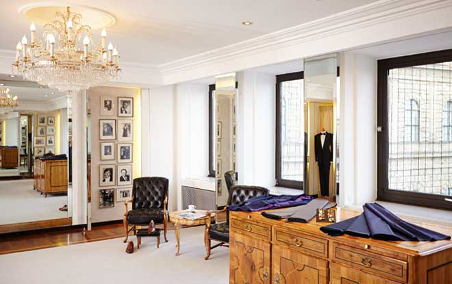Modehäuser München: Max Dietl steht für Maßschneiderei und Haute Couture