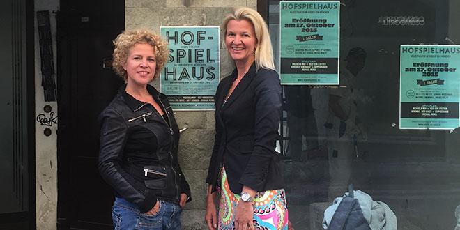 Christiane Brammer: Interview über ihr neues Theater München