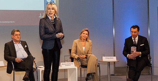 Medientage München: VZB mit prominent besetzten Panel