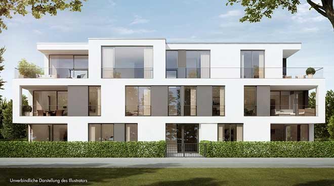 mehrfamilien villa im gr nen solln ist beliebteste wohngegend. Black Bedroom Furniture Sets. Home Design Ideas