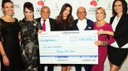 Stiftung München: Charity-Dinner im Hotel Kempinski Vier Jahreszeiten