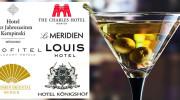 5 Sterne Hotels München: Bar Hopping für eine Nacht