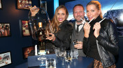 Johnnie Walker Blue Label Pop-Up Store: Whisky anstatt Glühwein