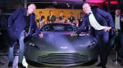 Aston Martin DB 10: Premierenparty in München