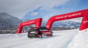 Hahnenkammrennen PS Auftakt: Audi quattro #SuperQ