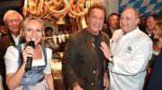 Stanglwirt Weißwurstparty: 25. Jubiläum mit Arnold Schwarzenegger