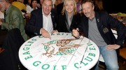 The Eagles Neujahrsempfang: Erste Promi-Golfclub-Party 2016
