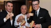 Matsuhisa Mandarin Oriental: Japanische Sake-Zeremonie zum Opening