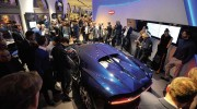 Bugatti: Showroom Opening in München