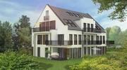 Wohnen am Park: Neubauprojekt in Perlach