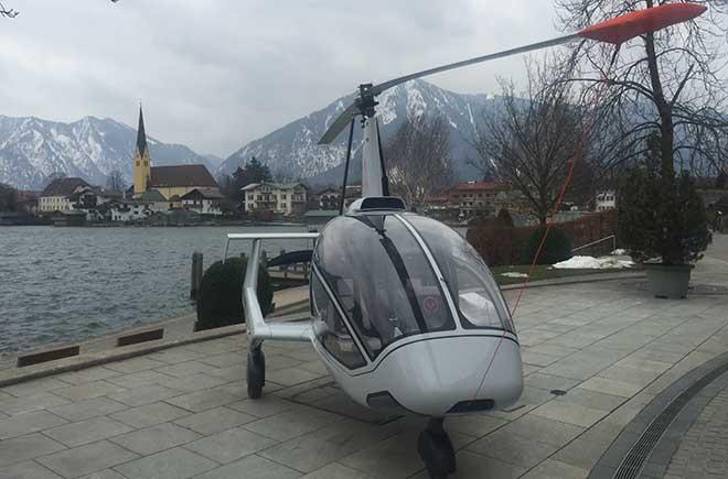 Helicopter-Rotorvox