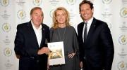 Maria Furtwängler: Eagles Charity Golf Club-Scheck für ihr Herzensprojekt