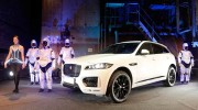 Exklusive Auto-Party für diesen neuen Luxus-SUV: Jaguar F-Pace
