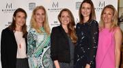 Gipfeltreffen der Charity-Ladies im Social Room vom Hearthouse
