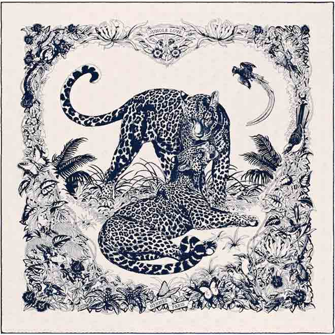 Hermes-Carree-Jungle-Love