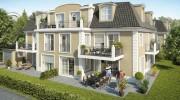 Wohnen in einer Villa: Le Due Ville in Harlaching