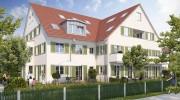 Schöner Wohnen in Obermenzing: Ein Mehrfamilienhaus für Individualisten