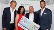 SKY Stiftung: Startschuss für ein neues Projekt bei der CEO Golfers Challenge