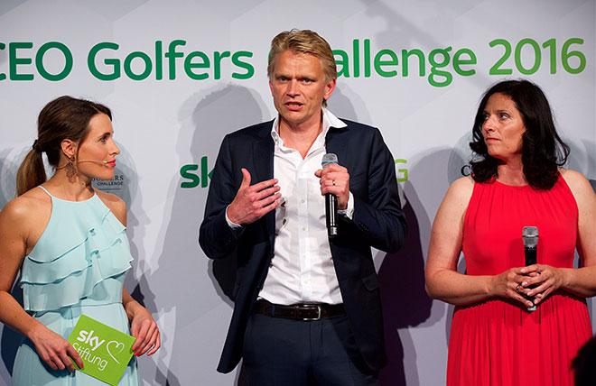 Golf und Charity