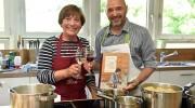 Südtiroler Küche: Rosi Mittermaier und Christian Neureuther verraten ihre besten Rezepte