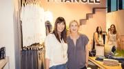 Triangle München: US-Star Kelly Rutherford shoppt in den Riem-Arcaden