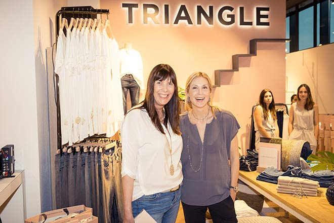 TRIANGLE-Store-Opening_Martina-Schulte-Block-(Markenverantwortliche-TRIANGLE-Kelly-Rutherford