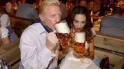 Die besten Oktoberfest Party's: Promipärchen-Alarm beim Almauftrieb in der Käfer Schänke