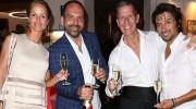 Opening Party 'Vino e Gusto': Neuer Italiener München vis-a-vis vom Mandarin Oriental