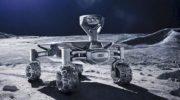 Audi baut Mond-Rover: Audi lunar quattro