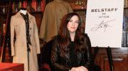 Liv Taylor zeigt neue Belstaff Kollektion