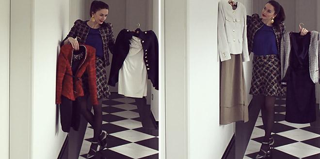 Überlegen Sie sich, welche Outfits Sie für Ihre Business Reise benötigen und welche Termine anstehen.