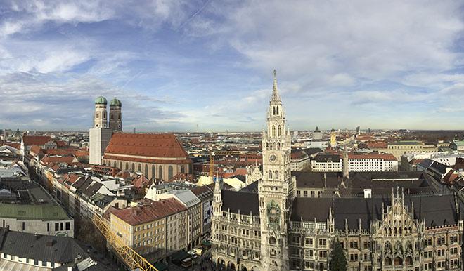 Junggesellenabschied in München feiern