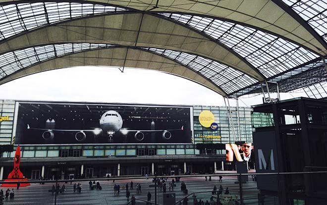 Am Flughafen gibt es Shopping-mäßig keine Sonn- oder Feiertage. Für den FC Bayern Fan Shop Feiertage